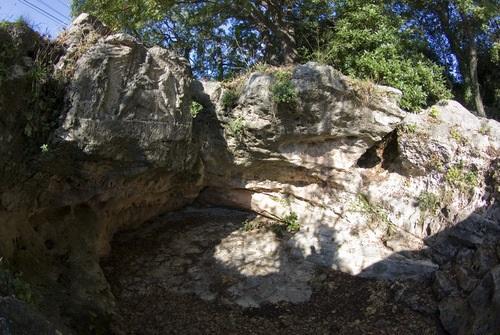 Mithraeum in Močići, Croatia