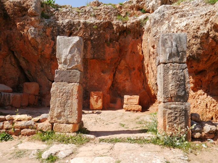Mithraeum of Tiddis, Eastern Algeria