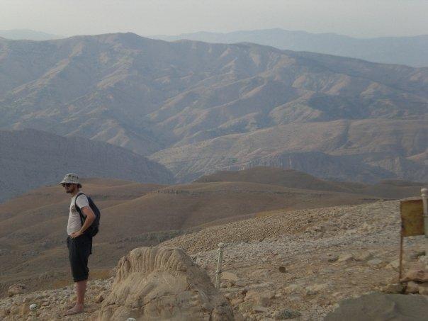 Nemrut Dağı view