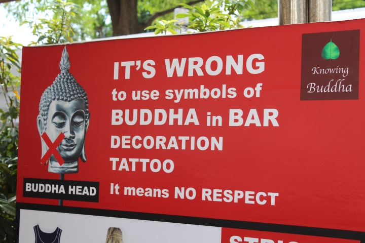 A Proper Place For Images The Buddha In Thailand Empires Of Faith