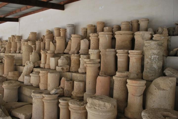 Cyprus Limasol museum altars