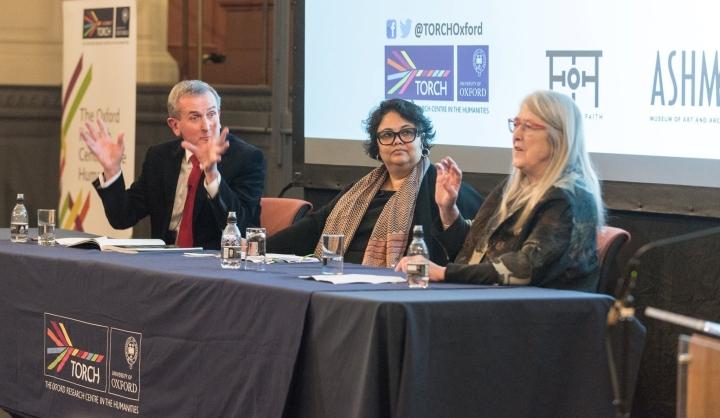 Panel - TORCH Sheldonian 17.1.2018